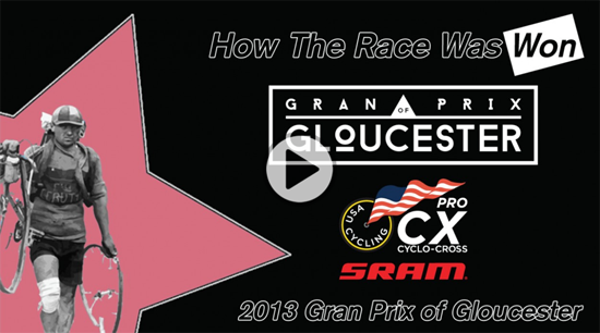 How The Race Was Won - Grand Prix of Gloucester