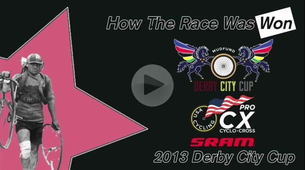 How the Race Was Won Derby City Cup