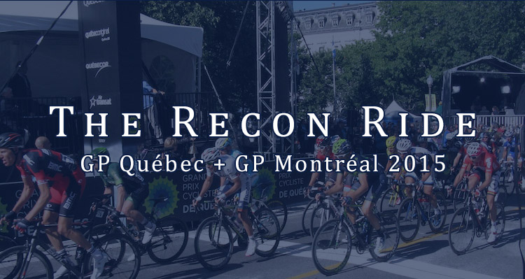 GP Quebec and GP Montreal