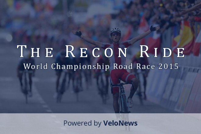 Richmond UCI Road Worlds 2015