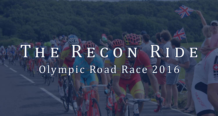 The Recon Ride Olympic Road Race 2016