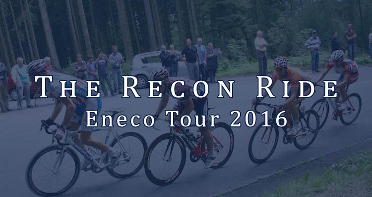 The Recon Ride ENECO Tour 2016
